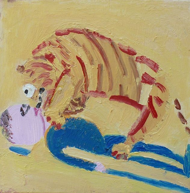 , 'Typhoo Tiger,' 2016, Paul Stolper Gallery