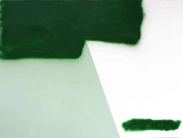 , 'Desconstrutivista Verde,' 2015, Mercedes Viegas Arte Contemporânea