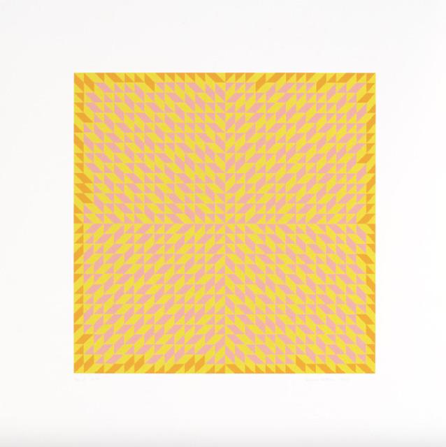 Anni Albers, 'Do I', 1973, Upsilon Gallery