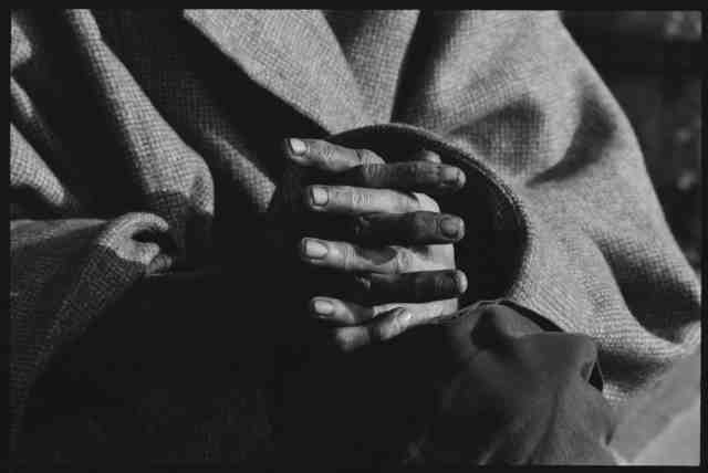 , 'Jean's Hands, Aldgate, London,' , Hamiltons Gallery