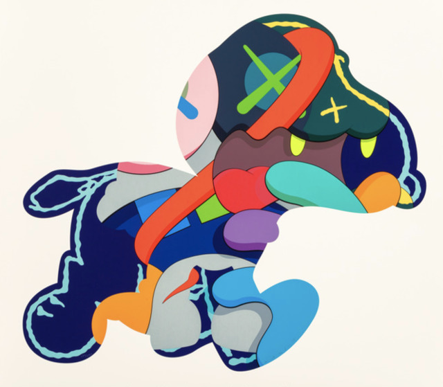 KAWS, 'Stay Steady', 2015, Gin Huang Gallery