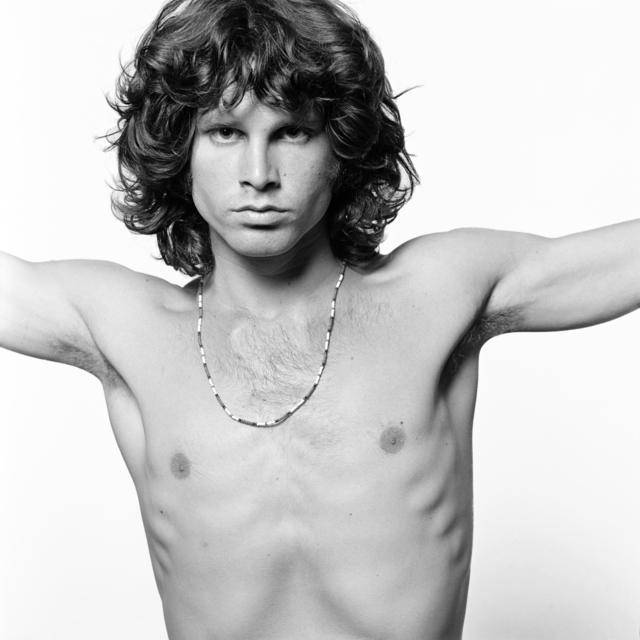 , 'Jim Morrison, The American Poet,' 1968, Fahey/Klein Gallery