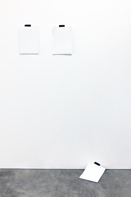 , 'Speech,' 2017, Athena Contemporânea