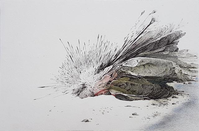 , 'Pour mieux dormir,' 2016, Galerie Maria Lund