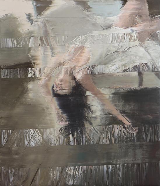 , 'Woman on White Chaise Longue II,' 2018, Opera Gallery
