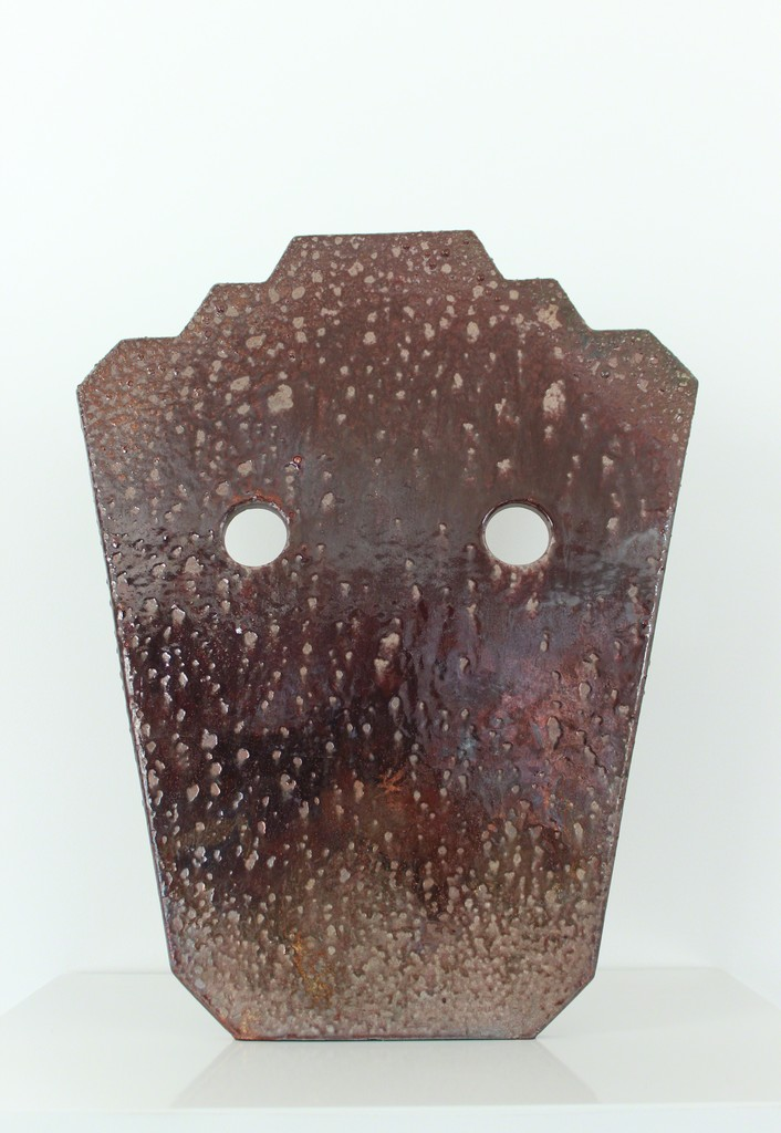 Bust Mask Copper II