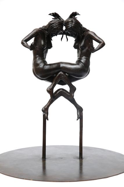 Hobbes Vincent, 'Mirror Female', 2016, Jen Mauldin Gallery