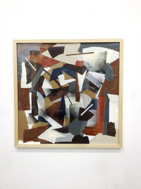 , 'Kugel im Kasten,' 2013, Gestalten