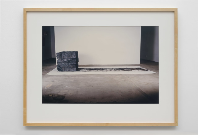 Rachel Lachowicz, 'Charcoal on Paper', 1989, Edward Cella Art and Architecture
