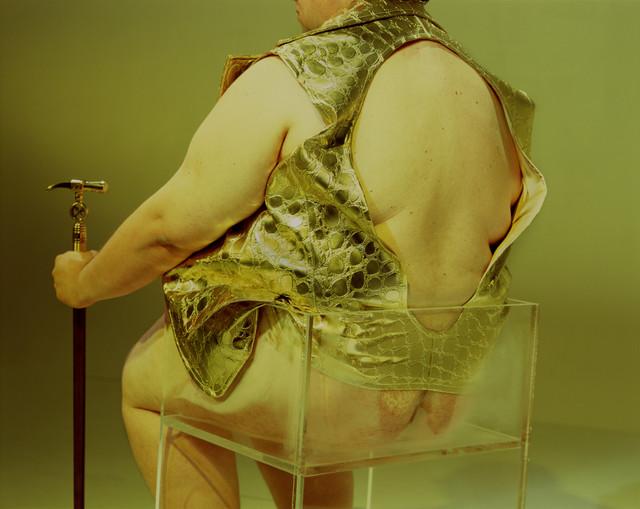 , 'El Gold #1,' 2010, Galeria Lume