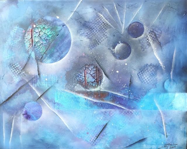 , 'Interstellar No 1,' 2015, Contemporary Gallery CH