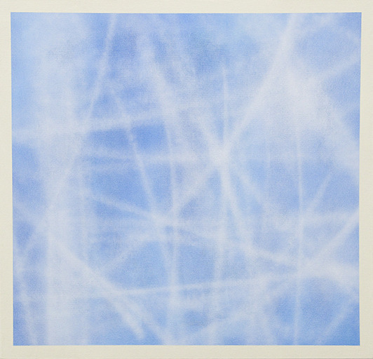 , 'Aerial Obscuration,' 2013, Ghebaly Gallery