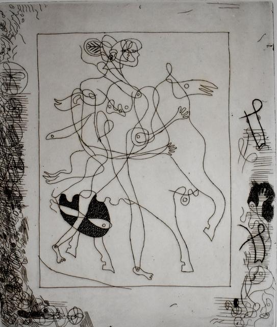Georges Braque, 'Theogony of Hesiod | La Théogonie d'Hésiode', 1932, Gilden's Art Gallery