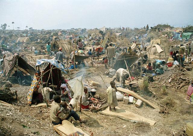 , 'Goma, Zaire,' 1994, Gabarron Foundation