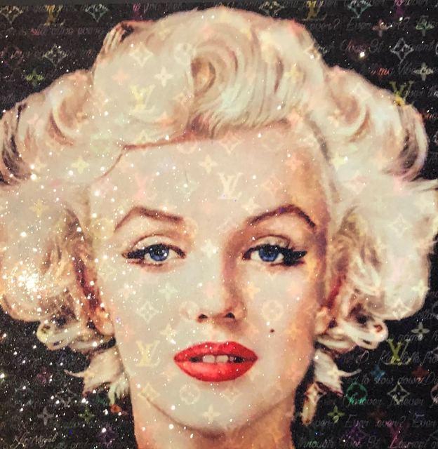 , 'Stunning Marilyn with LV,' , Eden Fine Art