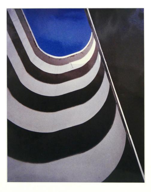 , 'Playa del Ingles, Treppenhaus I, Avenida de Bonn,' 1984, SMUDAJESCHECK