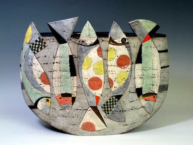 , 'FIVE FISH VESSEL,' 2015, Tansey Contemporary
