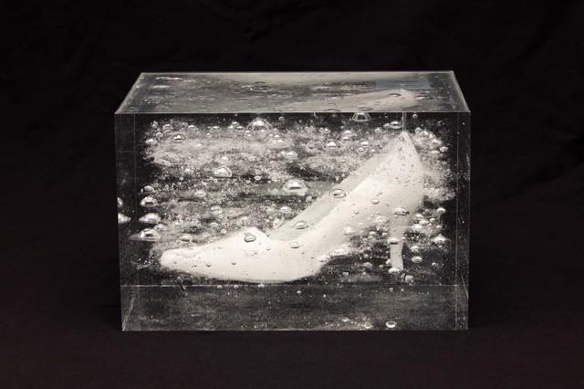 , 'waiting for awakening -high-heeled-shoes-,' 2018, Mizuma Art Gallery