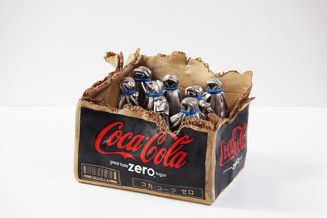 , 'Box-Cocacola-CM,' 2015, Sokyo Gallery