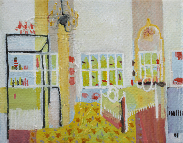 , 'Mirrors and Chandeliers ,' 2012, Candida Stevens Gallery