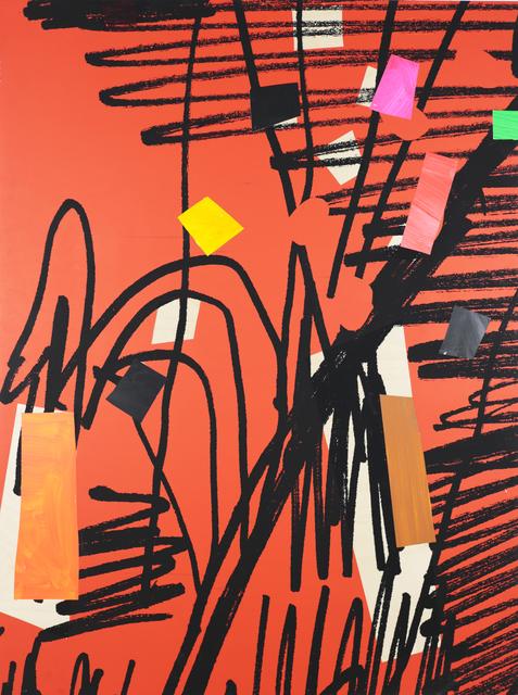 , 'Untitled,' 2016, Bernard Jacobson Gallery