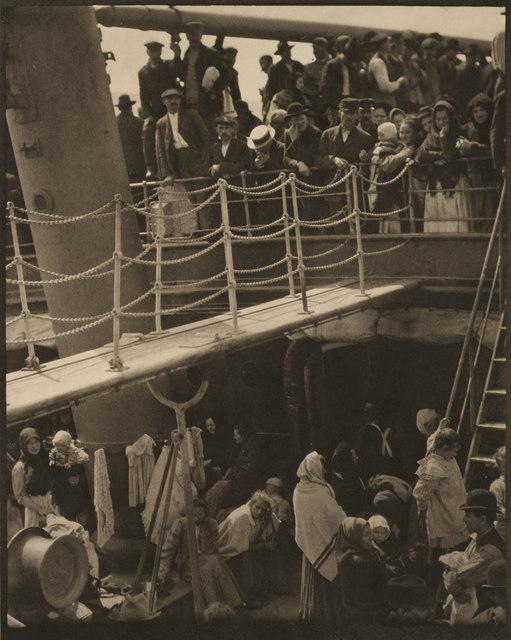 , 'The Steerage,' 1907, Deborah Bell Photographs