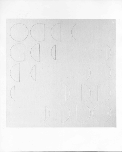 , 'White Series (# 276),' 1977, SILAS VON MORISSE gallery
