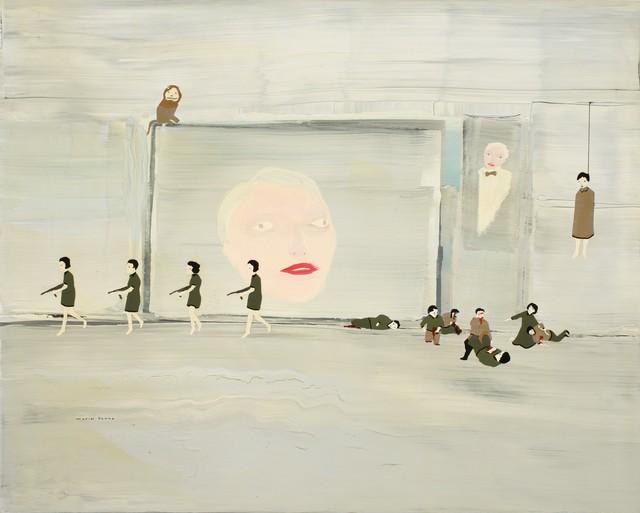 , 'Another dark age,' 2004, G2 Kunsthalle