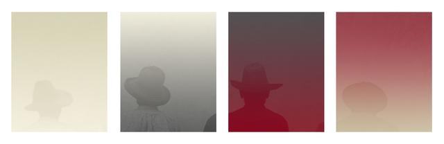 , 'Four Cuban Men,' 2017, Catherine Edelman Gallery