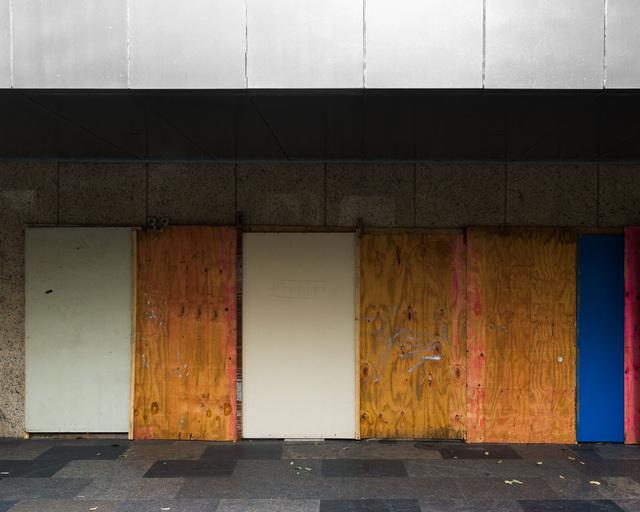 , 'Sem título #17 - da série Mitigação sem impacto (Convite à pintura) [Untitled #17 - from the series Mitigation without impact (Invitation to painting) ,' 2013, Portas Vilaseca Galeria
