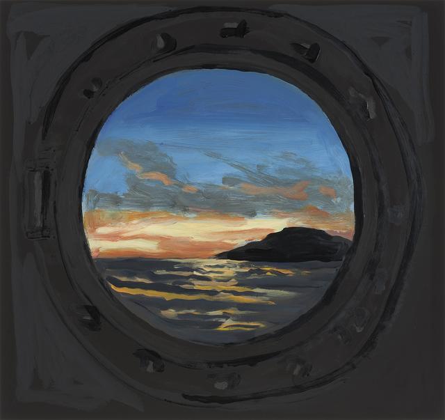 , 'Porthole 16,' 2014, Stewart & Stewart