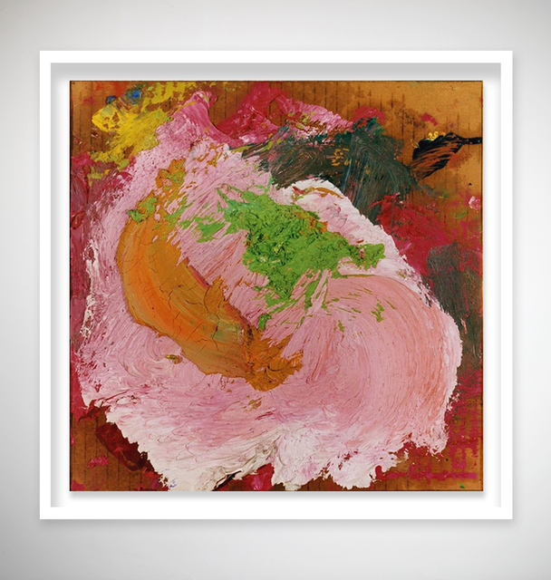 """, '""""Pink and Green"""",' 1960, Scott White Contemporary Art"""