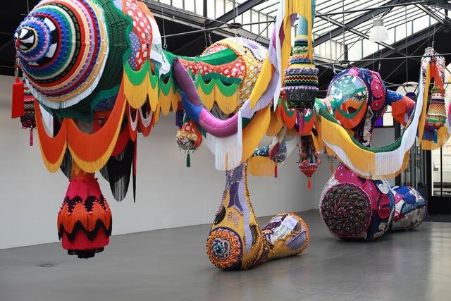, 'Valkyrie, Marina Rinaldi,' 2014, La Patinoire Royale / Galerie Valerie Bach