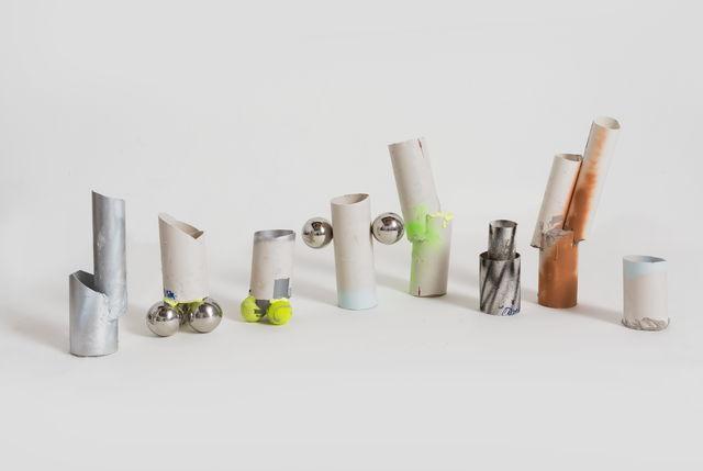, 'PVC Vases,' 2019, Beijing Commune