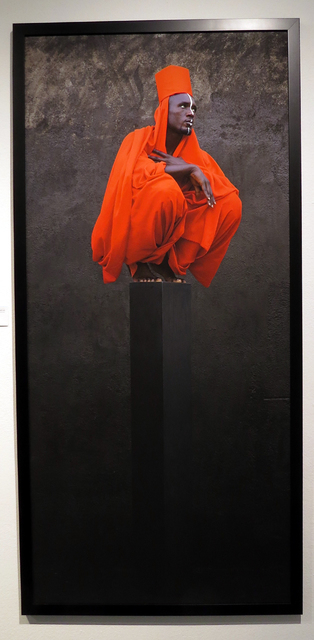 , 'Munadil Red,' 2014, Magnan Metz Gallery