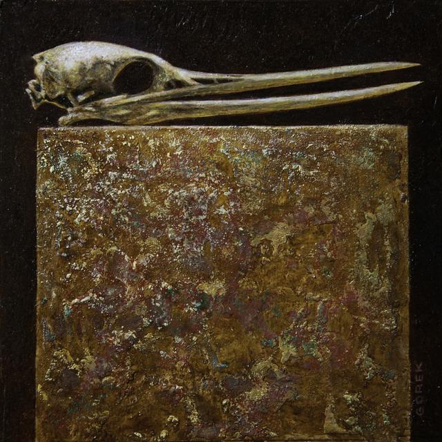 , 'Bird Skull,' 2018, Abend Gallery