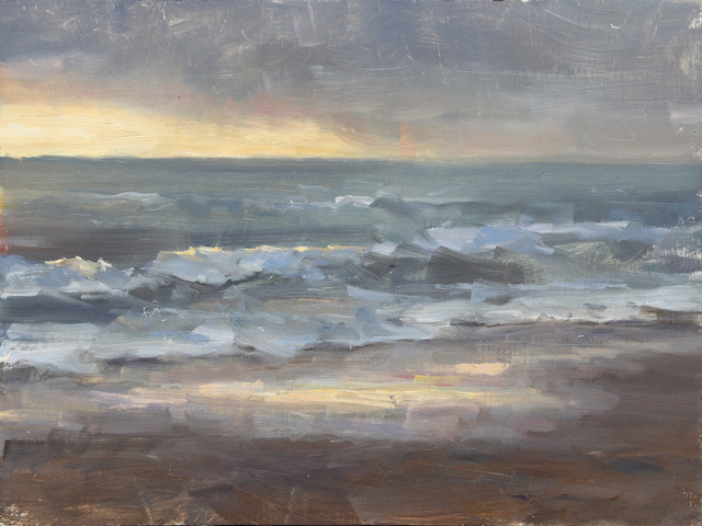 , 'Carmel Sunset,' 2015, Abend Gallery
