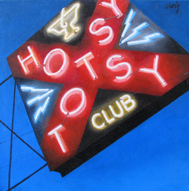 , 'Hotsy Totsy Club,' , Desta Gallery