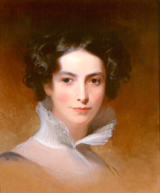 , 'Rebecca Gratz,' 1831, Princeton University Art Museum