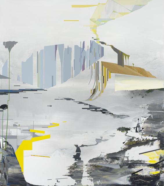 , 'Terraform Floodplain,' 2014, Eleanor Harwood Gallery