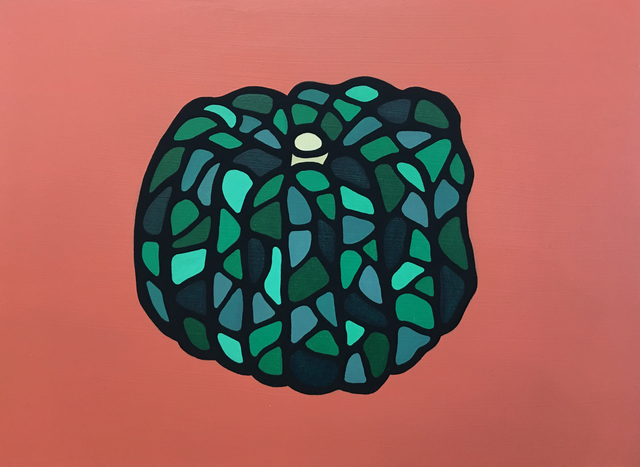 , 'Pumpkin,' 2014, Taro Gallery