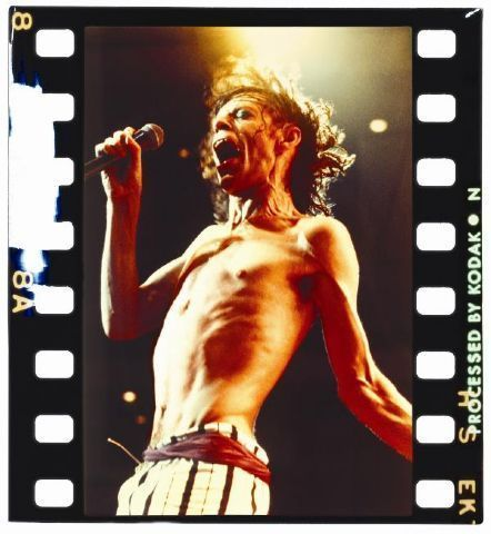 , 'Mick Jagger, Chicago,' 1975, Bernheimer Fine Art
