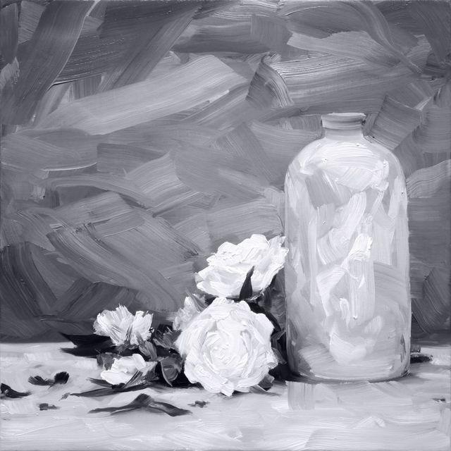 , 'Fleurs II,' 2019, Galerie Bayart