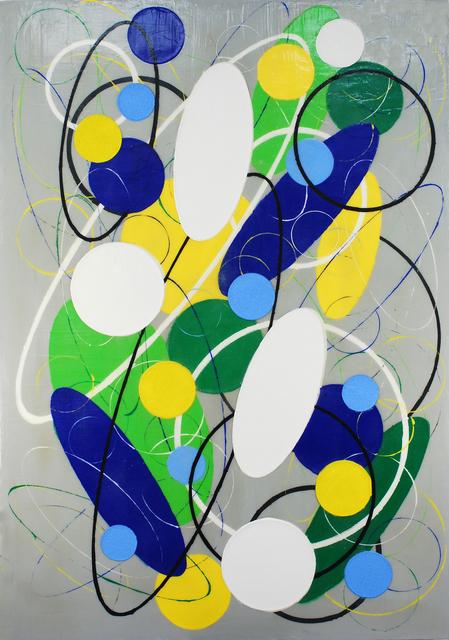 , 'Ultramarine Blue,' 2016, Nikola Rukaj Gallery