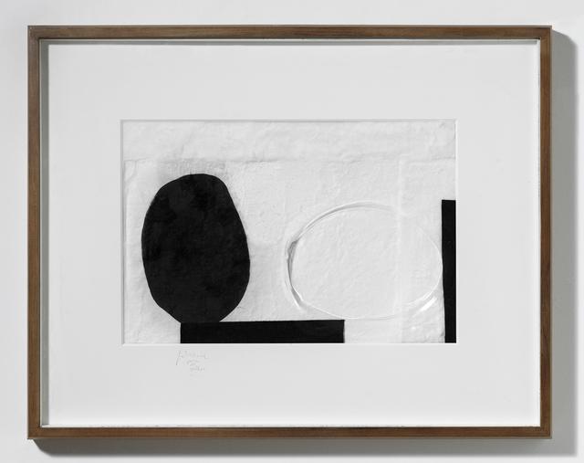 Jordi Alcaraz, ' disappearance exercise II 5/20', 2019, Galería Marita Segovia