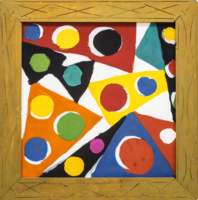 , 'Brazzaville,' 1991, Rosamund Felsen Gallery