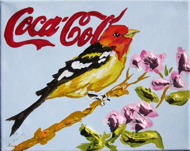 Louis Recchia, 'Songbird', 2019, Abend Gallery