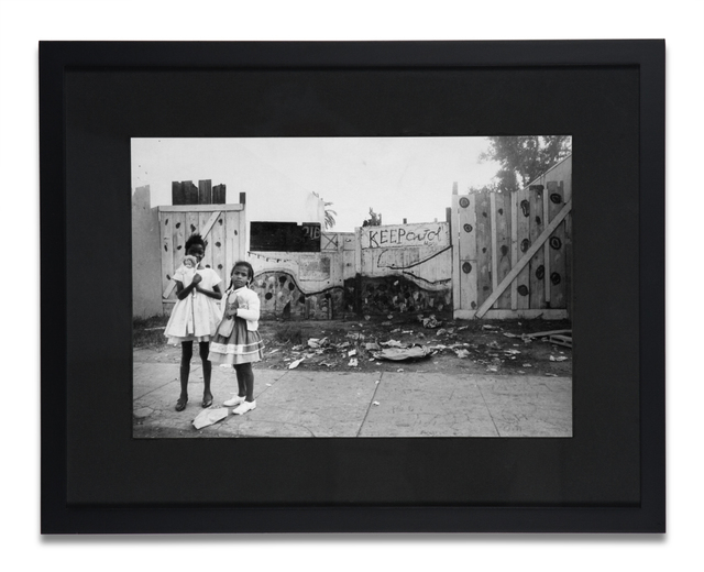, 'Untitled (Two Young Girls),' , Kohn Gallery