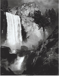 Vernal Fall, Yosemite Valley