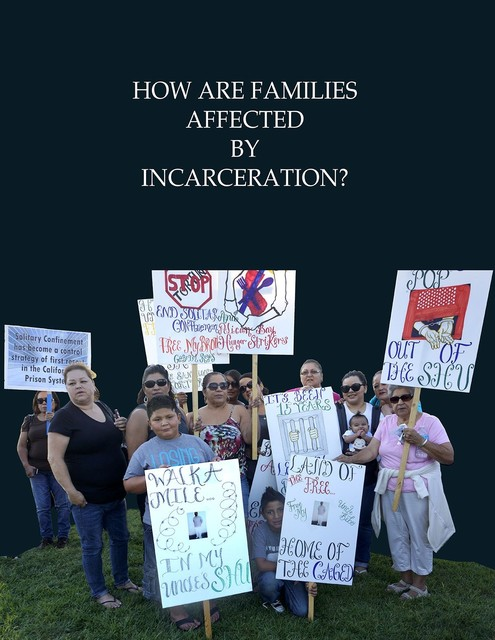 , 'How are families affected by incarceration?,' 2019, Denise Bibro Fine Art